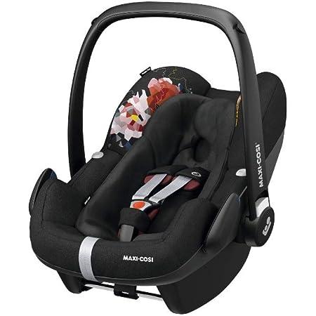 Maxi Cosi Pebble Pro I Size Essential Black Grau Baby
