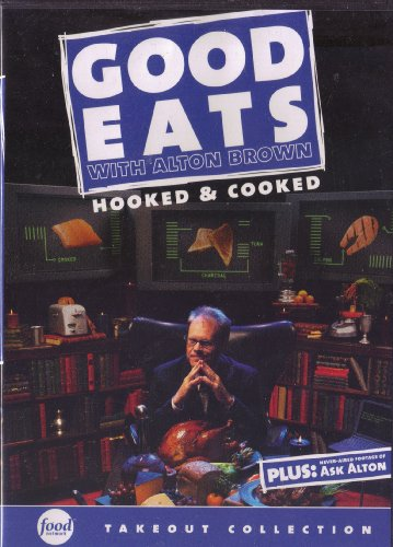 Good Eats with Alton Brown - Hooked & Cooked (Where There's Smoke, There's Fish/Tuna: The Other Red Meat/Hook, Line, and Dinner)