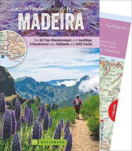 WanderUrlaubsführer Madeira: Wandern im Urlaub auf Madeira. Wanderungen mit Detailkarten und GPS-Tracks, Ausflüge zu Sehenswürdigkeiten und Stränden. ... Faltkarte und GPS-Tracks (Zeit zum Wandern)