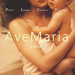 Ave Maria Album by Schubert, Bach, Gounod, Verdi, & (1998) Audio CD
