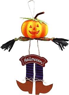 Shimigy Halloween Pumpkin Head Pendant House Photographic Props Bar Party Decoration