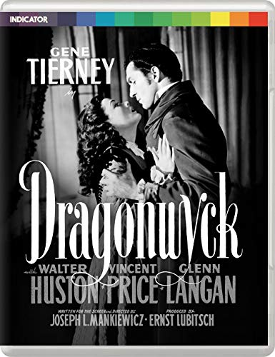 Dragonwyck (Limited Edition) [Blu-ray] [2019]