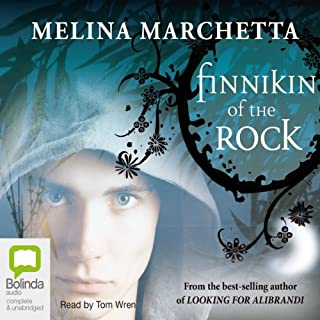 Finnikin of the Rock cover art