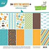 Lawn Fawn LF2386 Into The Woods Remix - Collection Pack