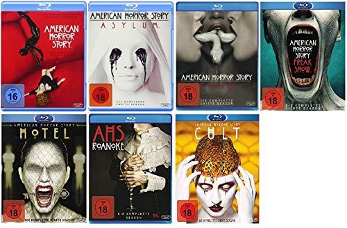 American Horror Story Staffel 1-7 (1+2+3+4+5+6+7) [Blu-ray Set]