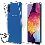 LK Case for Samsung Galaxy A50 + [1 x Tempered Glass Screen
