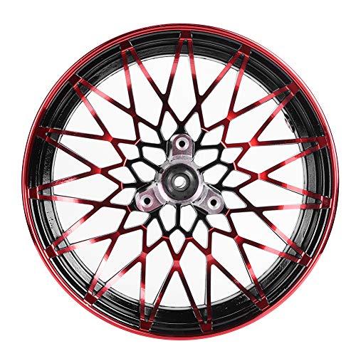 Llantas de las ruedas delanteras, 12 x 2,75 pulgadas Llantas delanteras Llantas de aleación de aluminio para piezas universales 130/70-12 120/70-12 de motocicletas