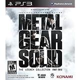 【数量限定】 メタルギア ソリッド レガシーコレクション Metal Gear Solid (輸 入 版)