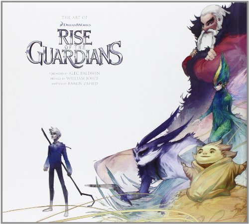 The Art of Rise of the Guardians