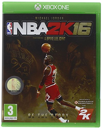 NBA 2K16 Xbox One - Special Edition MICHAEL JORDAN Edition
