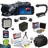 Canon VIXIA HF G30 HD Camcorder with HD CMOS Pro/32GB Internal Flash...