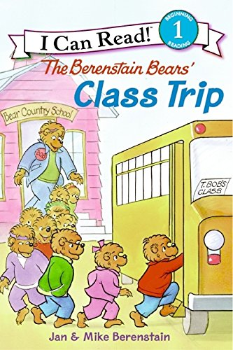 The Berenstain Bears' Class Trip (I Can Read Level 1)の詳細を見る