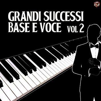 Grandi successi base e voce Vol. 2