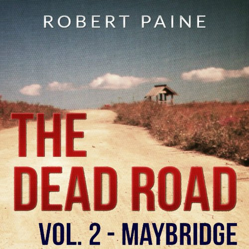 Maybridge audiobook cover art
