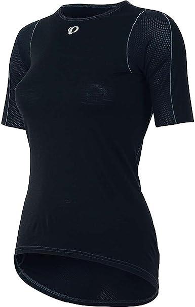 Pearl Izumi Women/'s Transfer Short Sleeve Cycling Baselayer M NWT MSRP $50 White