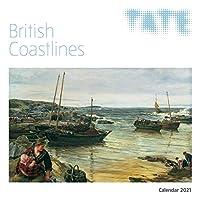 Tate - Coastlines Wall Calendar 2021 (Art Calendar)