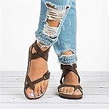 India sandalias zapatos de cuero natural gótico hippie Goa Retro Vintage C