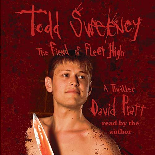 Todd Sweeney: The Fiend of Fleet High cover art
