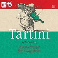 タルティーニ:ヴァイオリン・ソナタ集