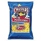 Chester's Puffcorn Butter 3.5oz( 2 Pack )