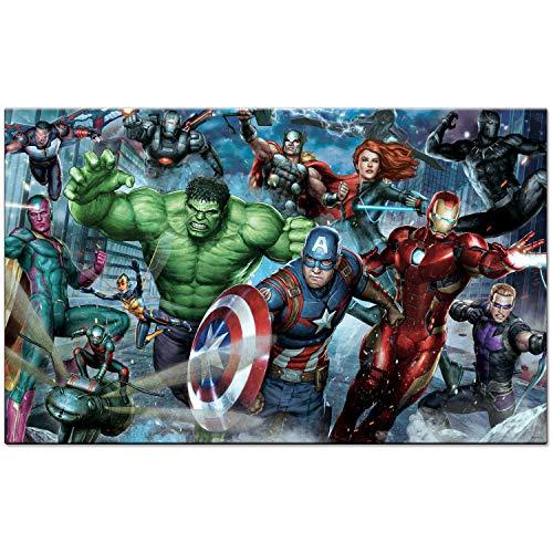 Os Vingadores - Quebra-cabeça 2000 peças