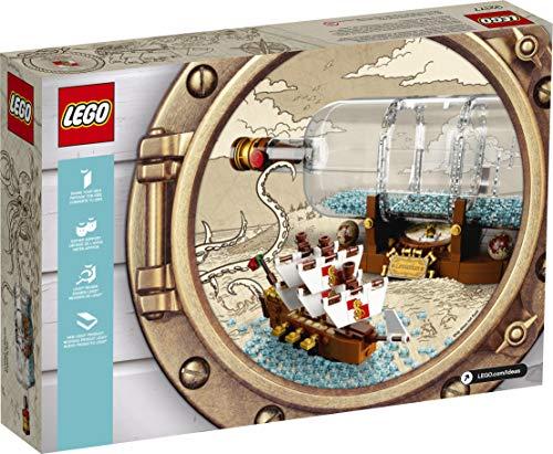 Le Bateau en Bouteille LEGO® Ideas 21313 - (962 pièces) - 4