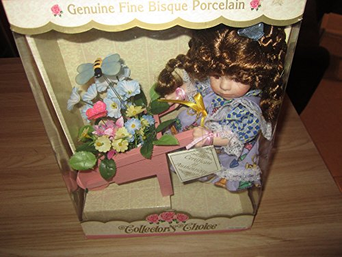 Genuine Fine Bisque Porcelain Doll Collector's Choice 993046-mm
