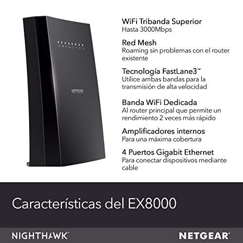 Netgear EX8000-100EUS