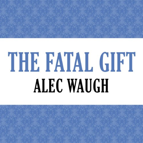The Fatal Gift audiobook cover art