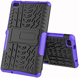 Tablets & e-Books Case - Dazzle 2in1 Hybrid Rugged Tablet Case For Tab E7 Cover TB-7104F TB-7104 7.0 Shock-proof shell for...