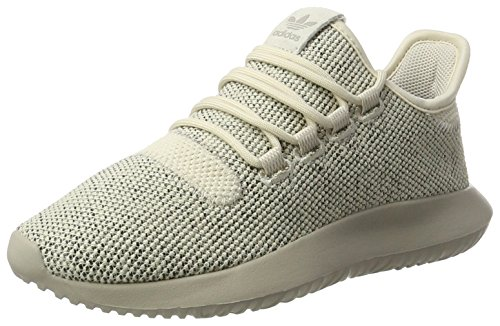 adidas Unisex-Kinder Tubular Shadow Sneaker, Braun (Clear Brown/Light Brown/Core Black), 36 2/3 EU