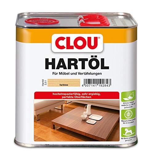 Hartöl farblos 2,5 L