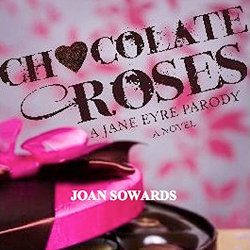 Chocolate Roses audiobook cover art