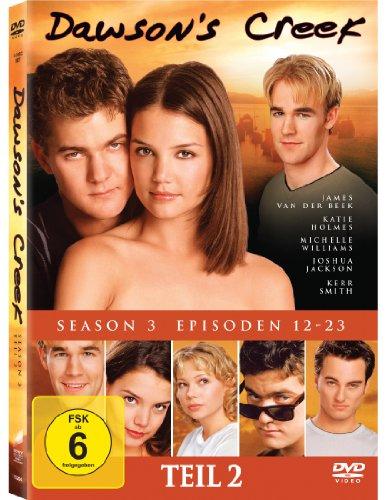 Dawson's Creek - Season 3.2 (3 DVDs)
