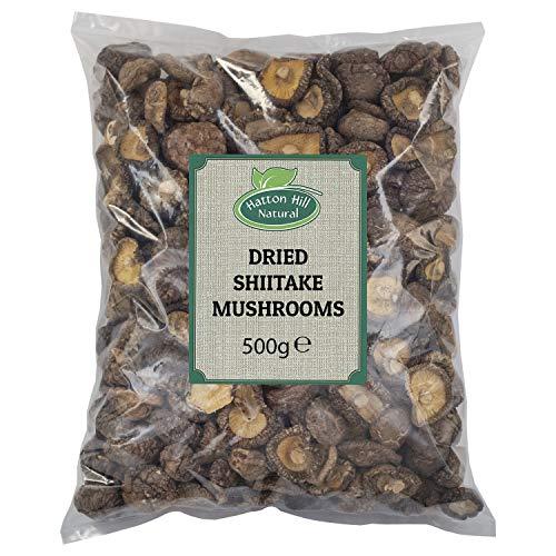 Getrocknete Ganze Shiitake Pilze 500g von Hatton Hill