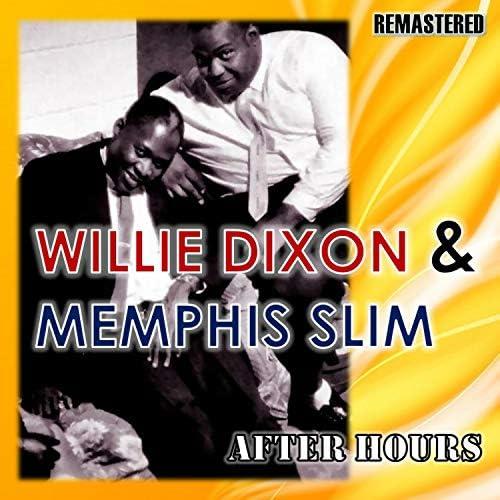 Willie Dixon and Memphis Slim