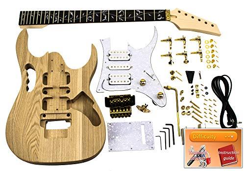 Guitarra en kit JEM Ibanez Gold
