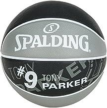 Spalding Nba Player Tony Parker Sz.7 - grijs/zwart