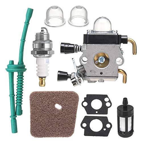 Moto Motor Kit For STIHL FS38 FS45 FS46 FS55 FS85 km55 9pcs filtro de combustible de aire del carburador Carb Motor de la motocicleta ATV Scooter Kit de motor de bicicletas