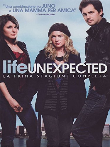 Life Unexpected Stg.1 (Box 3 Dvd)