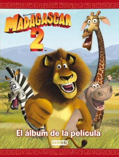 Madagascar 2. El álbum de la película