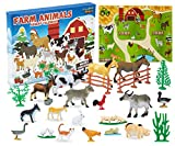 KreativeKraft Adventskalender 2020 Kinder,...