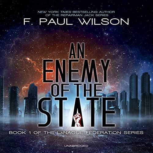An Enemy of the State cover art
