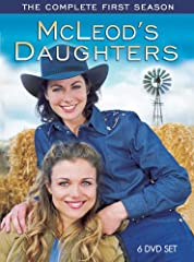 The landmark first season of MCLEOD S DAUGHTERS marks the beginning of an unforgettable journey for Claire and Tess two sisters separated as children and reunited when they inherit Drover s Run a large Australian cattle property passed down for gener...