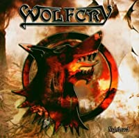 WOLFCRY - NIGHTBREED (1 CD)