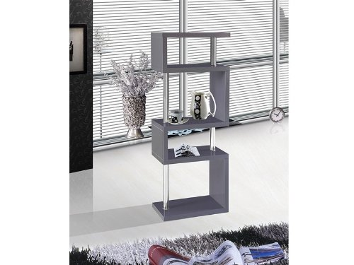Manchester Furniture Supplies Miami 5Etagen Regal grau