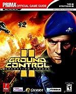 Ground Control II Operation Exodus - Prima Official Game Guide de Greg Kramer