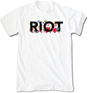 Riot Society Men's Short Sleeve Graphic Fashion T-Shirt
