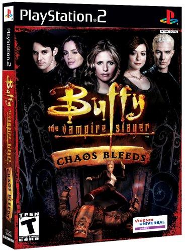 Buffy The Vampire Slayer: Chaos Bleeds (PS2) [PlayStation2]