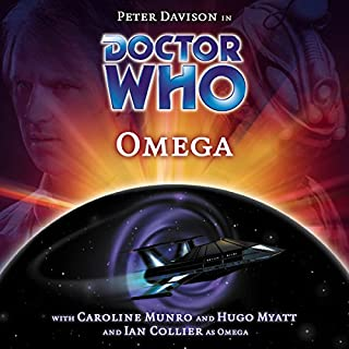 Doctor Who - Omega cover art
